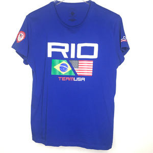 Ralph Lauren 2016 Rio Olympic Team USA Top A020482